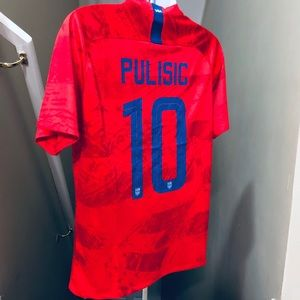 🚨 USA 2019 Gold Cup Away PULISIC 10 Soccer Jersey NWT